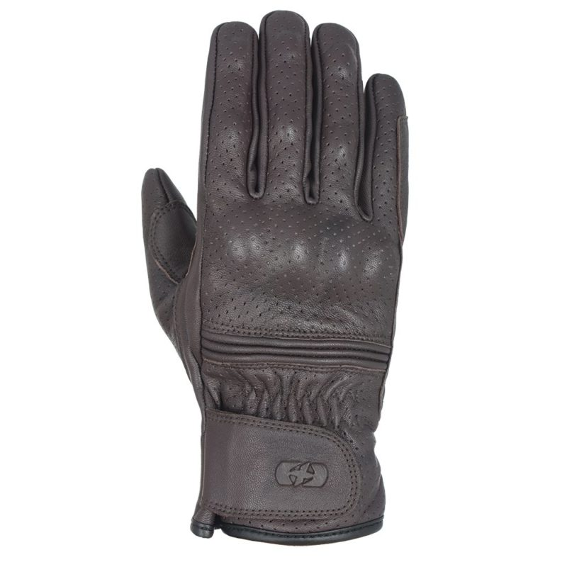 Holbeach Leather Gloves Brown